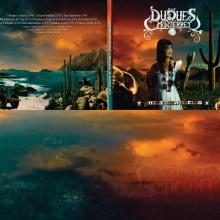 Duques de Monterrey Album Cover Matte painting.. Un proyecto de Ilustración de Paco Serén - 13.02.2018