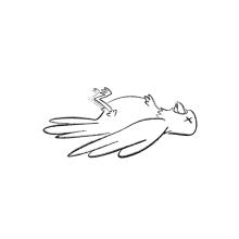 Animales muertos. Un proyecto de Ilustración y Cómic de Lucas Cosenza - 14.02.2018