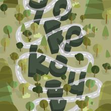Cover  Yorokobu. Un proyecto de Ilustración, Diseño editorial, Diseño gráfico e Ilustración vectorial de Antonio Dos Santos Pereira - 21.02.2018