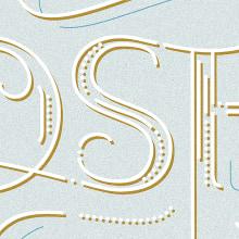 Kóshkil. A Illustration, Grafikdesign, Schrift, Lettering und Vektorillustration project by Florencia Suárez - 21.02.2018