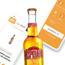 Heineken - Let´s Beer!. Un proyecto de UI / UX, Arquitectura de la información y Diseño Web de Redbility - 22.01.2017