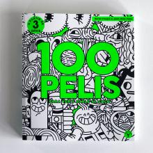 100 PELIS PARA VER Y DARLE AL COCO. Un proyecto de Diseño, Ilustración, Diseño de personajes, Diseño editorial y Cine de Juan Díaz-Faes - 05.03.2018