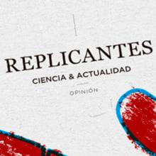 REPLICANTS · Digital Illustration  (Newspaper). Un proyecto de Diseño, Ilustración, Diseño editorial, Diseño gráfico e Ilustración vectorial de Mapy D.H. - 05.04.2017