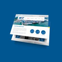 MICROSITE. Un proyecto de Dirección de arte, Diseño Web y Diseño de iconos de Julio Pinilla - 10.03.2018