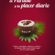 Cartel Publicitario. A Design, Werbung, Fotografie, Grafikdesign, Cop, writing und Fotoretuschierung project by Helena Frías Peña - 20.09.2017