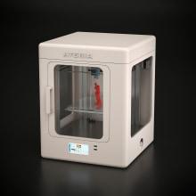 ATERIA. Impresora 3D. Un proyecto de 3D, Diseño industrial y Diseño de producto de Pablo Lardón - 15.06.2016