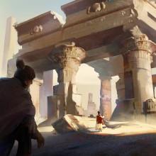 Mi Proyecto del curso:   Concept art para videojuegos AAA. A Game Design project by Nacho Yagüe - 03.20.2018