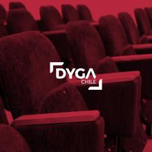 Branding DYGA Chile. A Br, ing, Identit, Logo Design, and Graphic Design project by Rodrigo Pizarro - 03.30.2018
