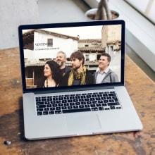 VentEndins - Banda Pop Rural. Un proyecto de Fotografía, Diseño Web, Cop, writing y Redes Sociales de Ana Ruiz - 01.04.2018