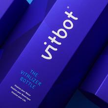 Vitbot (Packaging). Un proyecto de Dirección de arte, Br, ing e Identidad y Packaging de Vibranding - 04.04.2018