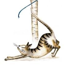 Introducción a la ilustración infantil. Un proyecto de Ilustración de Iana perez nollet - 13.04.2018