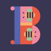 36 days of type 2018. Um projeto de Ilustração, Ilustração vetorial e Tipografia de Stereoplastika - 30.04.2018
