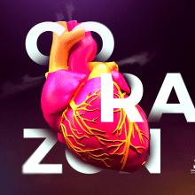 Corazón!. Un proyecto de Diseño, Ilustración, Diseño gráfico e Ilustración digital de Maikel Martínez Pupo - 04.05.2018