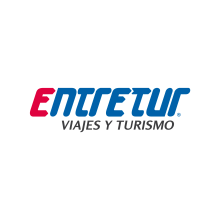 Entretur   Agencia de Viajes y Turismo. Um projeto de Br, ing e Identidade, Design gráfico e Web design de Natali Folonier - 05.05.2018