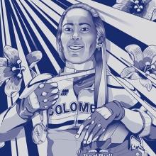 Red Bull. A Digital illustration project by Julian Ardila - 05.18.2017
