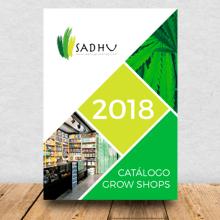 Catálogo productos jardinería. A Br und ing und Identität project by Naiara Valera - 09.05.2018