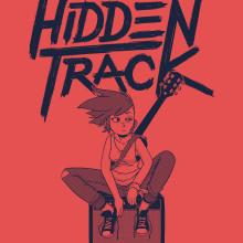 Comic: Hidden Track (Clip Studio Paint). A Comic project by Rodrigo Martínez - 05.21.2018