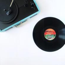 Vinyls - Fotografía profesional para Instagram. Um projeto de Fotografia com celular e Fotografia do produto de marcela arzuza - 28.05.2018