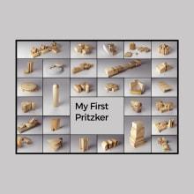 My First Pritzker. Um projeto de Design, Motion Graphics, 3D, Arquitetura, Artes plásticas, Design de jogos, Design de produtos, Vídeo, Infografia, Animação 2D, Criatividade e Modelagem 3D de Andrea Stinga - 29.05.2018