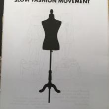 Mi Proyecto del curso: Slow fashion movement. Un projet de Design , Illustration, B, e dessinée, Créativité, St , et lisme de Sebastián Vinet - 18.06.2018