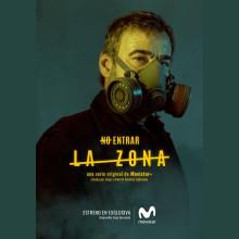 Compositing - La Zona. Um projeto de Cinema, Vídeo e TV, Pós-produção, Cinema, Vídeo, TV e VFX de Esteban Ignacio - 28.06.2018