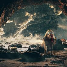 CAVE. A Fotografie, Postproduktion, Fotoretuschierung, Beleuchtung für Fotografie und Studiofotografie project by Alain Perdomo - 09.07.2018