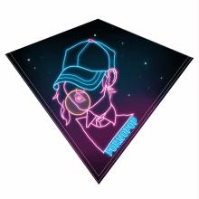 NEON POP. Un proyecto de Ilustración y Diseño gráfico de Romina Zab - 10.07.2018