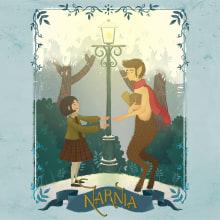 Narnia. Un projet de Illustration de Marta Elza - 16.07.2018