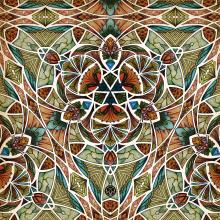PROSPERIDAD. Un proyecto de Diseño, Bellas Artes, Pattern Design, Creatividad, Dibujo y Estampación de Ana Marques - 17.07.2018