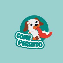 ¡¡Come perrito!!. Un proyecto de Creatividad de Alexia Alvarez - 01.08.2018