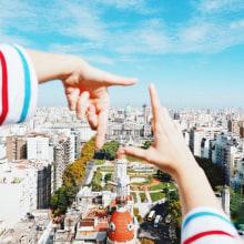 Visit Argentina. Un progetto di Fotografia di Héctor Merienda - 08.04.2018