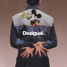 La reedición de la primera chaqueta Desigual. A Mode, Cop, writing und Kreativität project by Neus G. Parrot - 10.08.2018