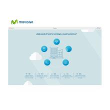 MOVISTAR. A UI / UX, Web Design, and Web Development project by Julieta Kozlowski Cherñajovsky - 02.04.2017