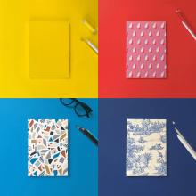 Fotografía para libretas Plec. Um projeto de Retoque fotográfico, Fotografia com celular e Fotografia do produto de Jordi Calvet - 12.08.2018