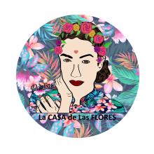 La casa de las Flores - Paulina. A Graphic Design, Creativit, and Pencil drawing project by Guillermo Benítez - 08.14.2018