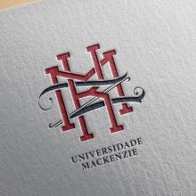 Monograma Mackenzie. Un proyecto de Diseño gráfico de Gabriela F. M. - 16.08.2018