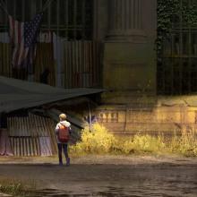 The last chance. Um projeto de Design de jogos, Ilustração digital e Concept Art de Adrián Rodríguez - 15.08.2018
