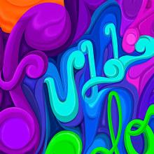Cartel Fullcolor. Un proyecto de Diseño, Ilustración, Publicidad, Dirección de arte, Br, ing e Identidad, Eventos, Bellas Artes, Diseño gráfico, Escenografía, Tipografía, Escritura, Caligrafía, Lettering, Ilustración vectorial, Bocetado, Creatividad, Dibujo, Diseño de carteles e Ilustración digital de Maikel Martínez Pupo - 16.08.2018