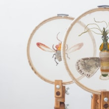 Selección para la Bienal de Bratislava. Un progetto di Belle arti di Gimena Romero - 15.02.2018