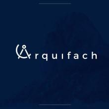Arquifach- Brand design. Un proyecto de Diseño, Br, ing e Identidad, Diseño Web y Desarrollo Web de Ms. Barrons - 24.08.2018