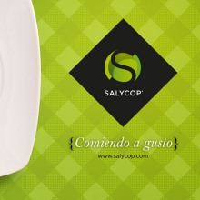 Salycop. A Br, ing & Identit project by Brandstocker - 08.28.2018