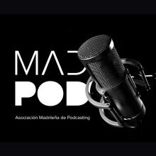 MADPOD Asociación Madrileña de Podcasting. A Br, ing & Identit project by Brandstocker - 08.28.2018