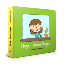 Hogar dulce Hogar - Ilustración y diseño de libros infantiles. Un proyecto de Diseño e Ilustración digital de Constanza Seves Vera - 31.08.2018