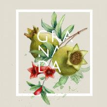Mi Proyecto del curso: Ilustración botánica con acuarela. Un proyecto de Pintura a la acuarela de Layla Sierra - 29.08.2018