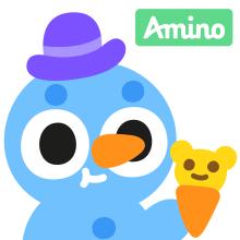 Mr.Snowman stickers para Amino Apps. A Illustration, Motion Graphics, Social Media und Animation von Figuren project by Emo Díaz - 07.09.2018
