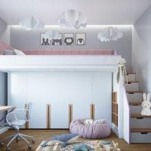 Habitacion para los niños . Un projet de Photographie, 3D, Fabrication de meubles, Architecture d'intérieur , et Design d'intérieur de Ana - 09.09.2018