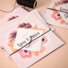 Xana y Pedro. Um projeto de Design, Ilustração, Design gráfico e Criatividade de Xana Morales - 05.08.2017