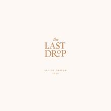 THE LAST DROP. A 3-D, Kunstleitung, Br, ing und Identität, Grafikdesign, Verpackung, Produktdesign, Cop, writing, Naming, Skizzenentwurf und Kreativität project by Laura Jauregui - 08.05.2018