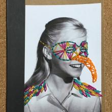 La vida es una tómbola. A Embroider project by Irene García Garrido - 10.07.2018