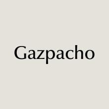 Gazpacho. Um projeto de Design, Direção de arte, Design gráfico, Web design e Desenvolvimento Web de Javi Medialdea - 09.10.2018